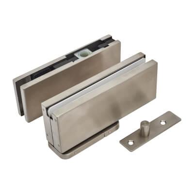 Rutland® Hydraulic Glass Patch Closer - 90 Degree Hold Open