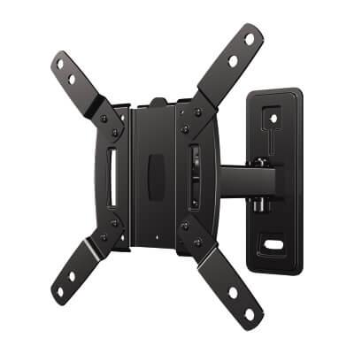 SECURA Wall Mount TV Bracket for 10-39 Inch TV's - Full Motion