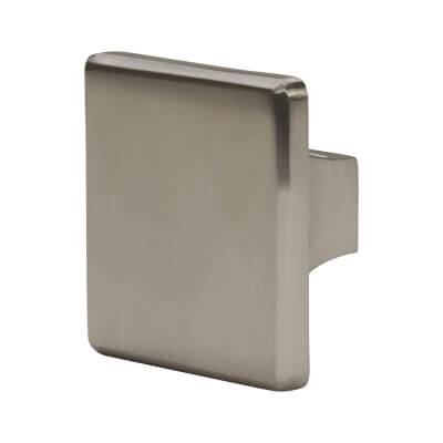 Crofts & Assinder Georgia Cabinet Knob - 50mm - Brushed Nickel