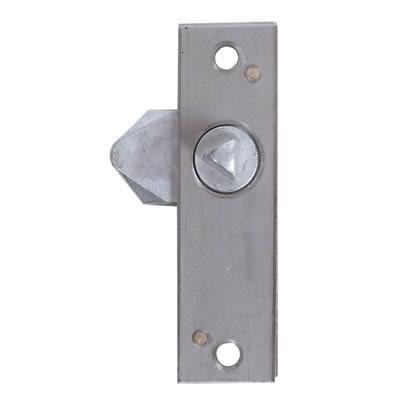 Standard Budget Lock - 78 x 23mm - Diecast bolt